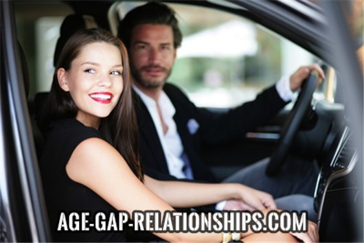 The types of men and women in age gap relationships are surprisingly diverse